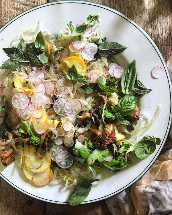 Image ofCold Noodle Salad