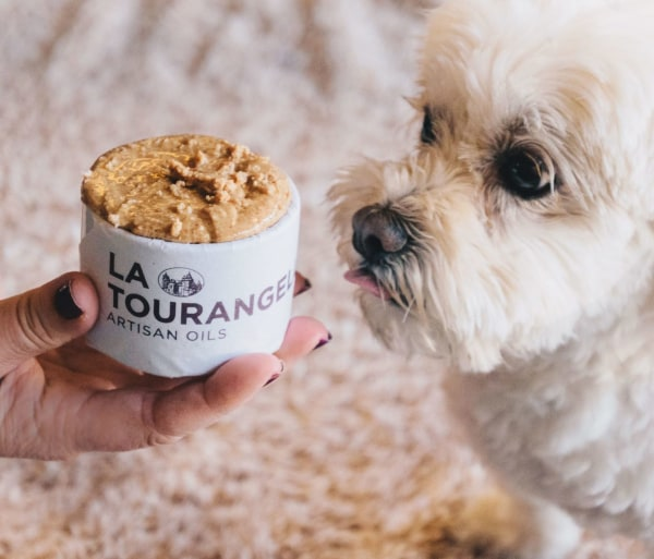 Image ofDog-Friendly Almond Butter with Coconut Oil