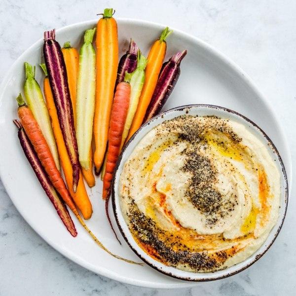 Image ofFive Minute Hummus