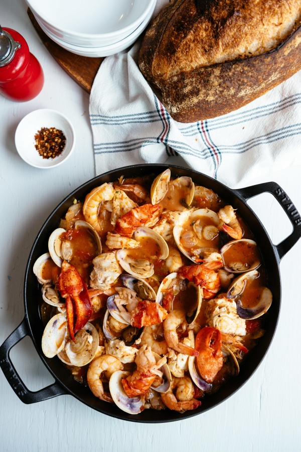 Image ofFestive Fish Stew