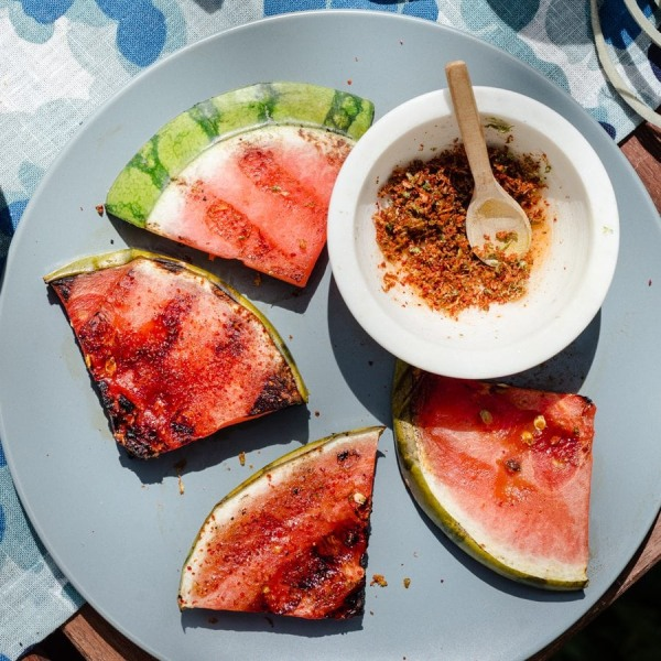 Image ofGrilled Watermelon