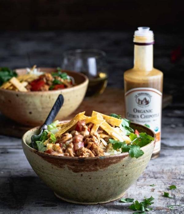 Image ofHealthy Taco Salad