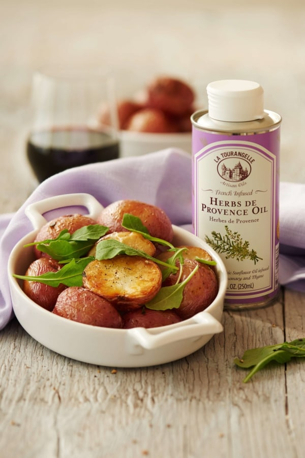 Image ofHerbs de Provence Roasted Potatoes