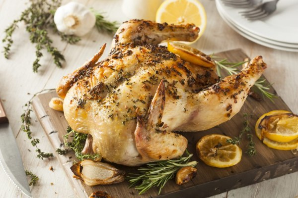 Image ofHerbs de Provence Roasted Chicken