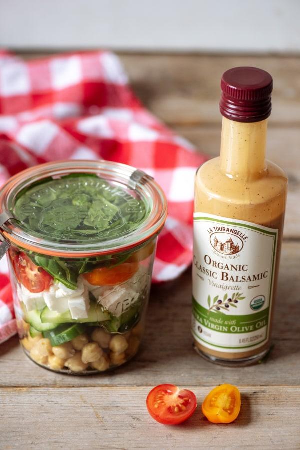 Image ofMason Jar Salad