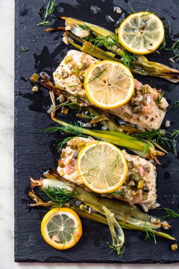 Image ofMediterranean Baked Fish
