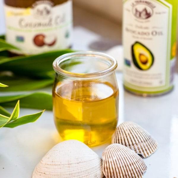 Image ofNatural SPF Coconut Body Oil