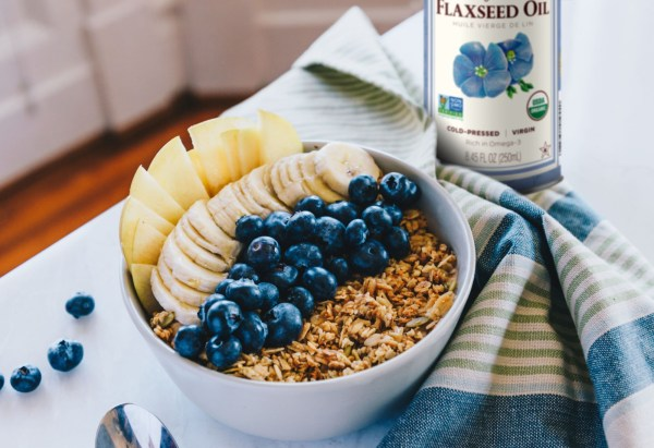 Image ofMorning Granola with Flaxseed Oil