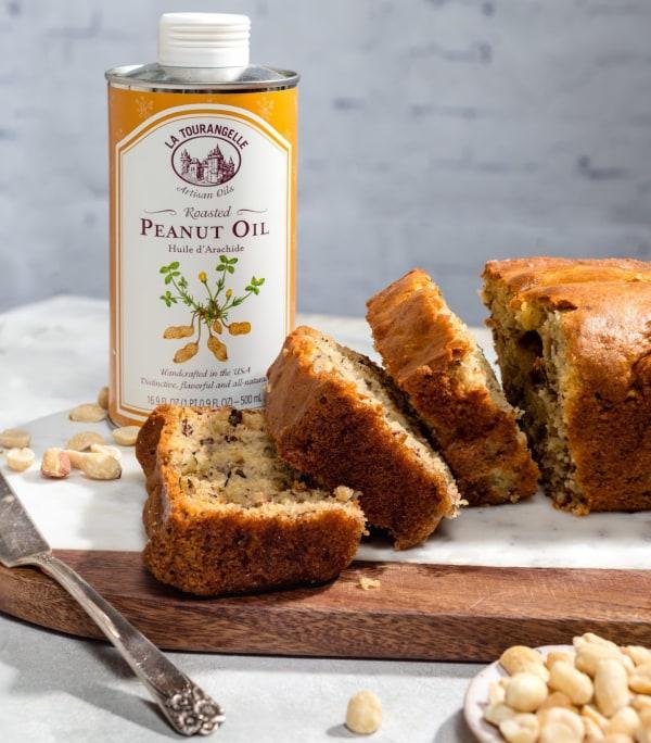 Image ofPeanut Banana Bread