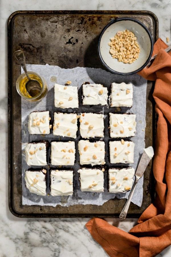 Image ofPeanut Brownies