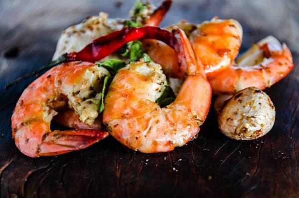 Image ofRefined Coconut Oil - Sauteed Shrimp