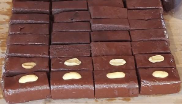 Image ofRoasted Peanut Oil Fudge (Video)