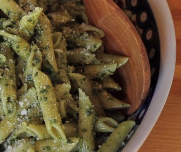 Image ofRoasted Walnut Oil Pesto (Video)