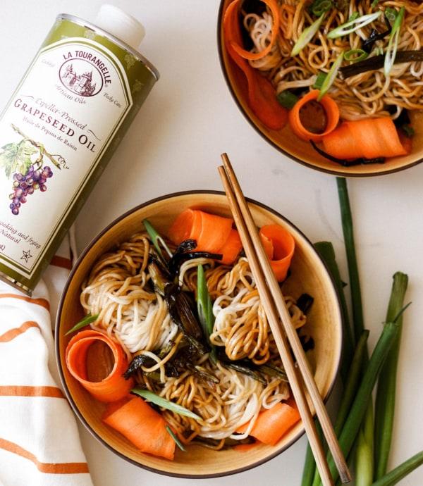 Image ofScallion Oil Noodles