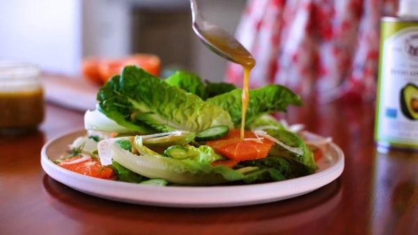 Image ofSimple Avocado Oil Vinaigrette