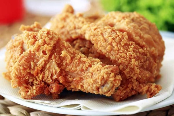 Image ofSpicy Southern Fried Chicken
