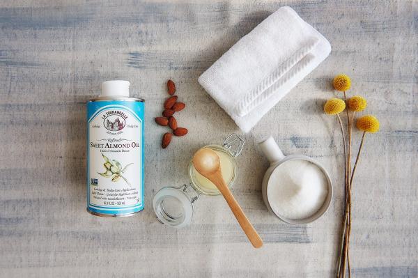 Image ofSweet Almond Oil Scrub