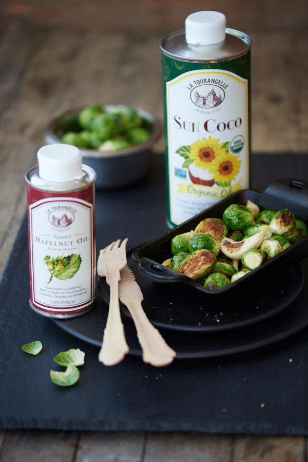 Image ofSun Coco Roasted Brussels Sprouts