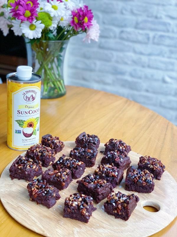 Image ofSun Coco Sweet Potato Brownies