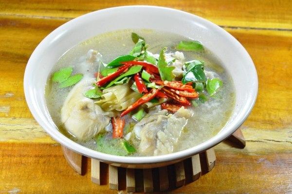 Image ofThai Coconut Chicken Soup