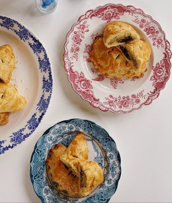 Image ofTruffle, Leek, and Potato Hand Pies