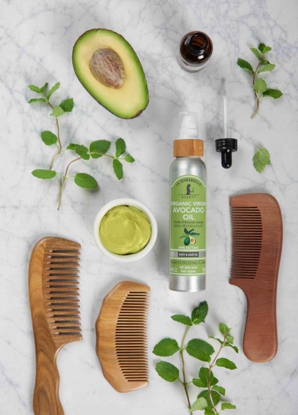 Image ofVirgin Avocado Oil - Hair Conditioner