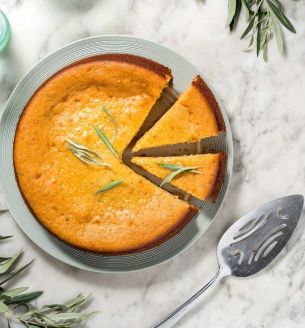 Image ofYogurt and Honey Olive Oil Cake