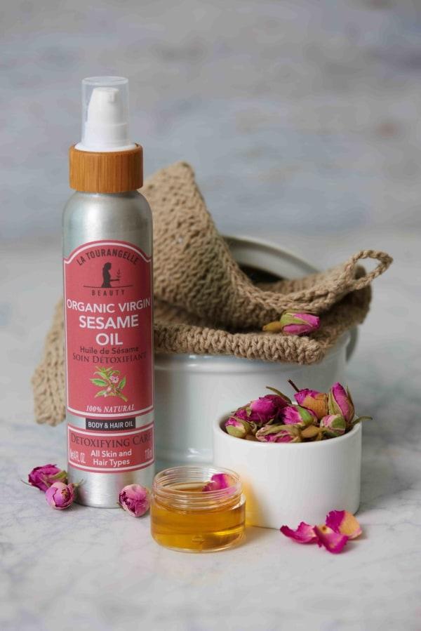 Image ofVirgin Sesame Oil - Detoxifying Massage