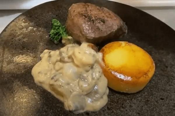 Image ofPan Seared Fillet Steak