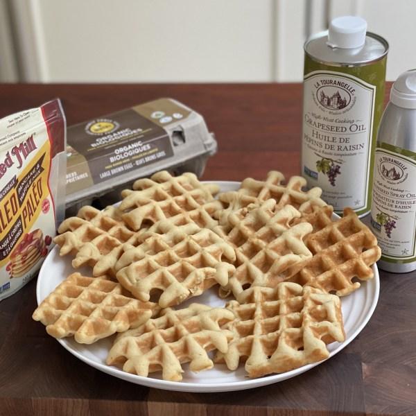 Image ofPaleo Waffles!