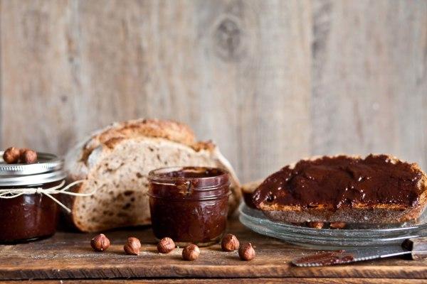 Image ofHomemade Chocolate Hazelnut Spread