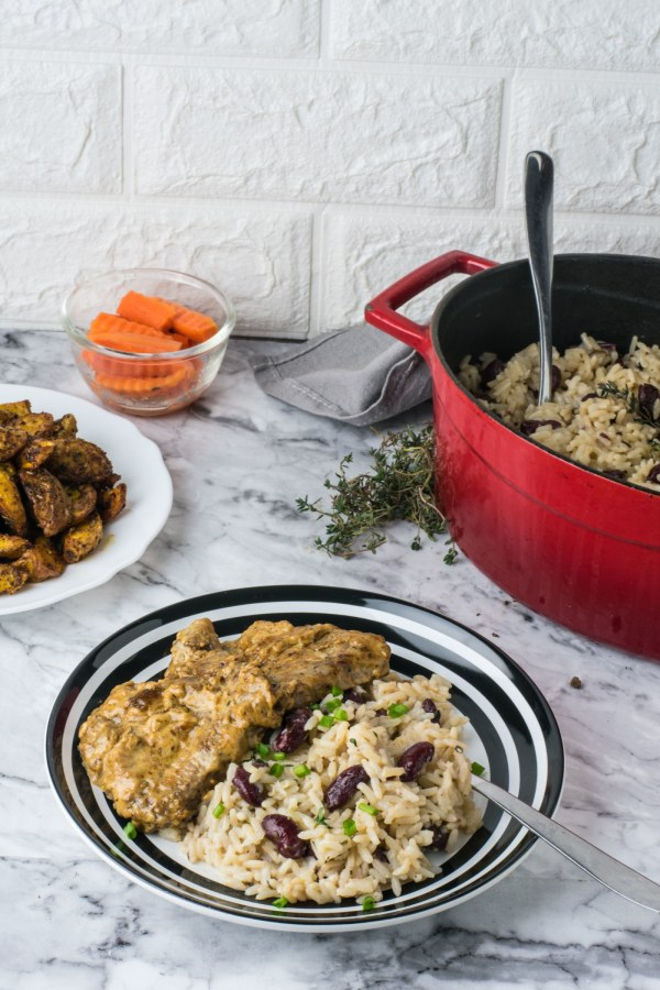 Image of Jamaican Rice and Peas