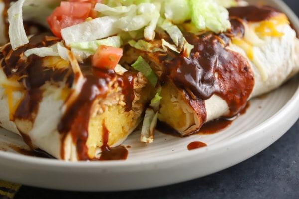 Image ofSmothered Burrito