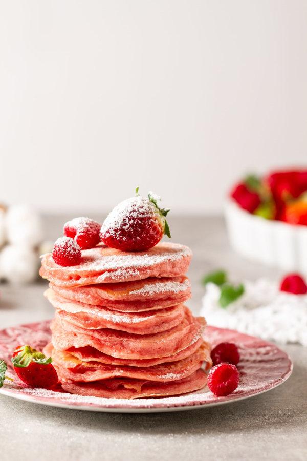 Image of Supreme Oreo Pancakes