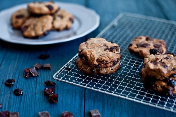 Image ofChocolate and Cranberry Scones