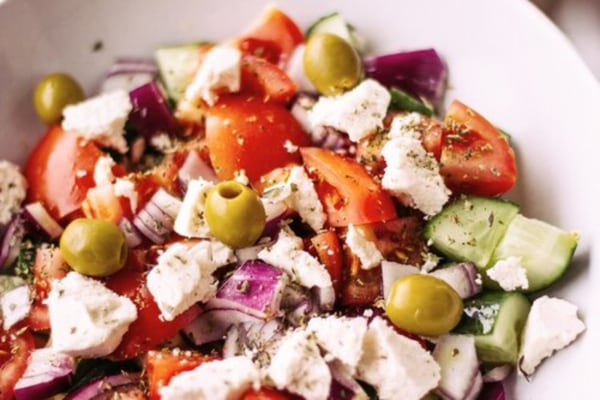 Image ofHerbal Mediterranean Salad