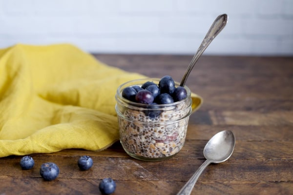 Image ofQuick and Simple Overnight Oats