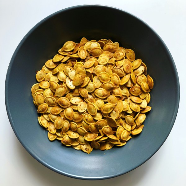 Image of Roasted Winter Squash Seeds