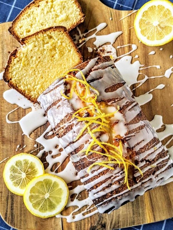 Image ofLemon Pound Cake