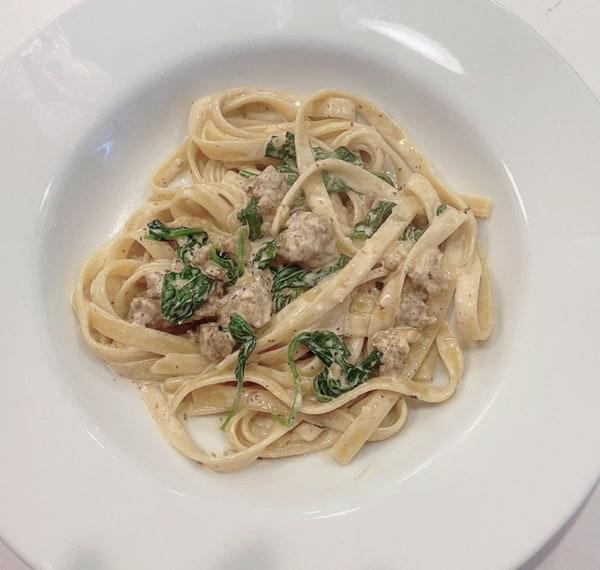 Image of Creamy Italian Sausage Pasta