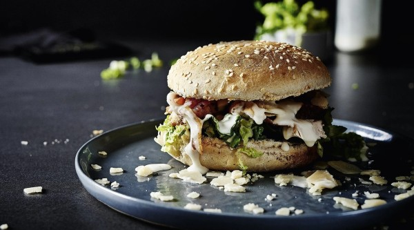Chicken Burger - Chickenburger Rezept