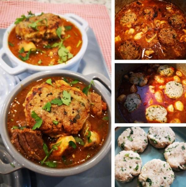 Image of Beef Stew & Dumplings