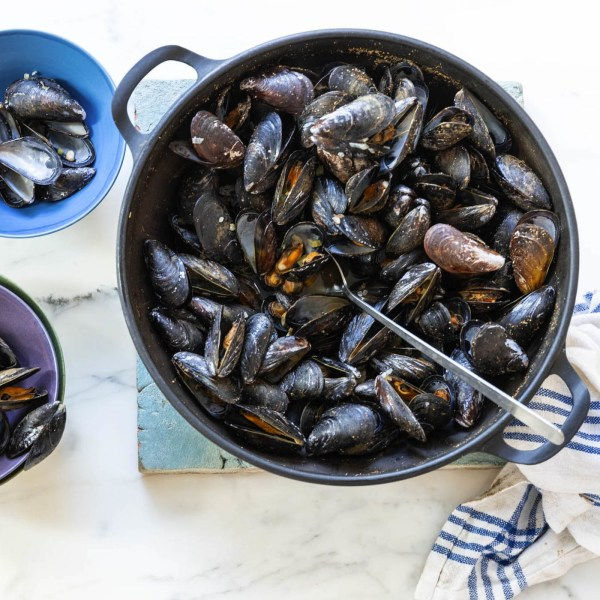 Image of Steamed Mussels
