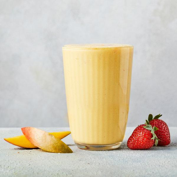 Image ofMango Strawberry Smoothie