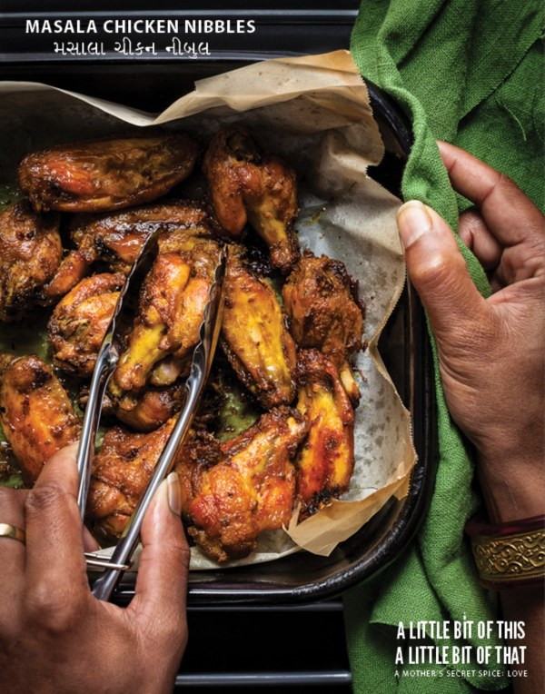 Image ofMasala Chicken Nibbles
