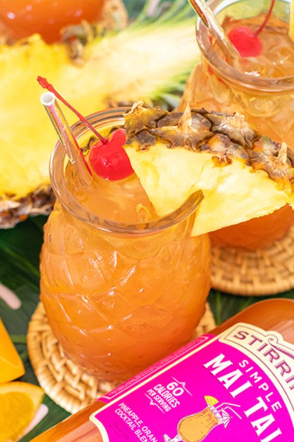 Image ofSimple Mai Tai Recipe