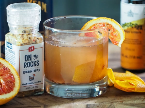Image of Old Fashioned with Bacon Bourbon