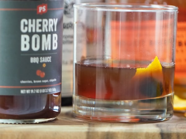 Image of Cherry Bomb Manhattan