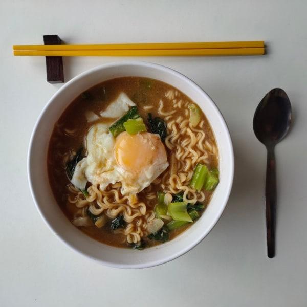Image ofEasy Homemade Ramen Recipe