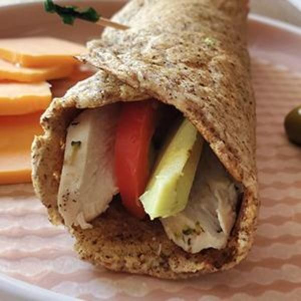Image ofLow Carb Mama's Naan & Tortilla Wraps
